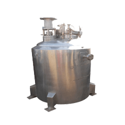 Manufacturers of MS rubber line reactor Aries Fabricators